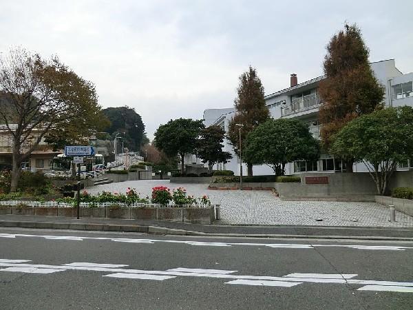 横浜市立本牧中学校