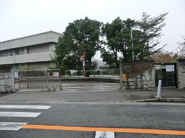横浜市立松本中学校(横浜市立松本中学校まで1100m 中学校近くで通学安心です♪)