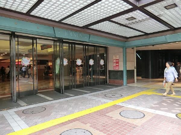 相鉄ジョイナス(相鉄ジョイナスまで1200m 横浜駅前には大型商業施設が色々とあり買物に不自由しません♪)