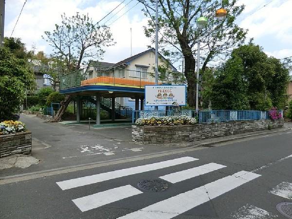 プリンス幼稚園(プリンス幼稚園まで700m)