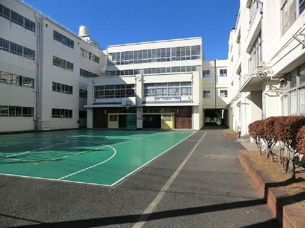 横浜市立日吉台西中学校(横浜市立日吉台西中学校まで1200m)